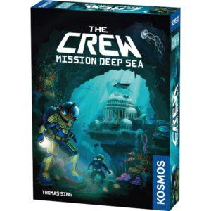 crew mission deep sea